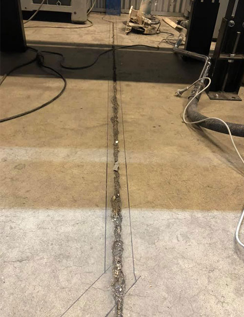 sleuven in beton
